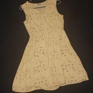 Q&A Nataliya Crochet Detail Dress